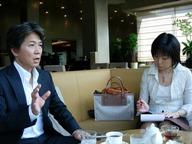 陶山浩徳氏にインタビュー