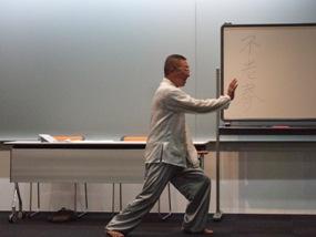 遠藤勝先生の不老拳