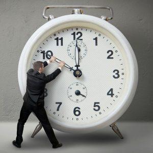 担当者の時間創出