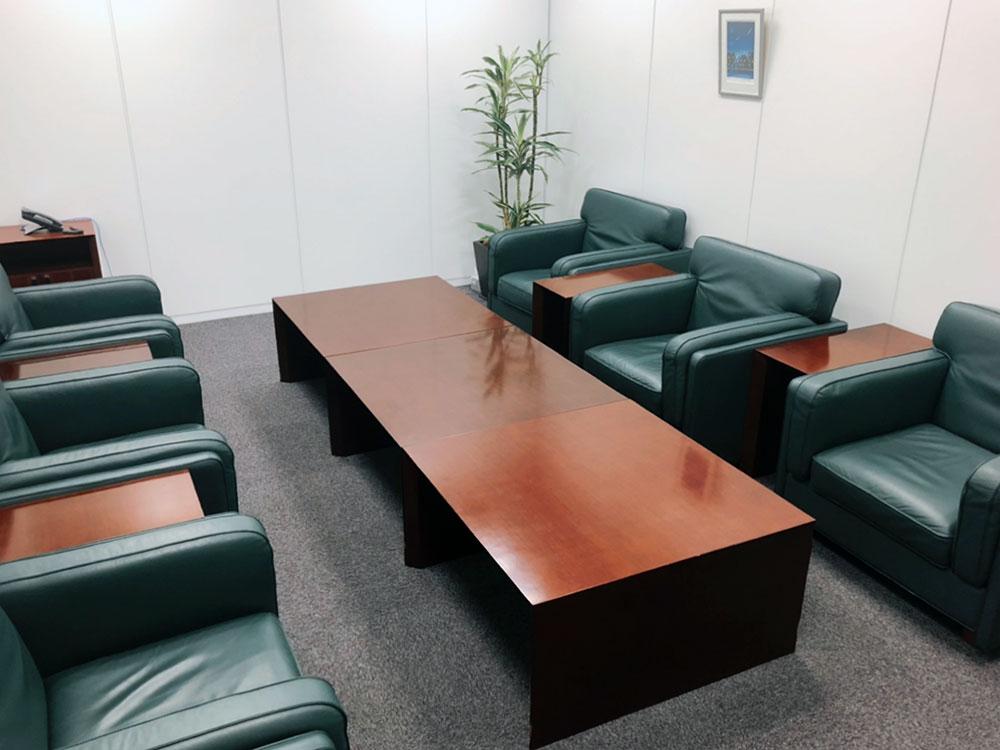 会議室兼応接室